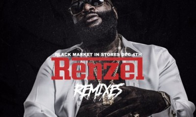 Rick Ross Jumps on 50 Cent Instrumental rick ross renzel remixes cover