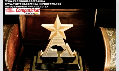 SA HIP HOP AWARDS GO DOWN THIS WEDNESDAY sahhas2014