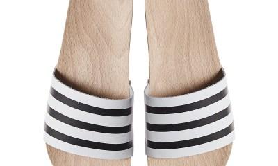 adidas adilette Wood Slides wmns adilette wood slides