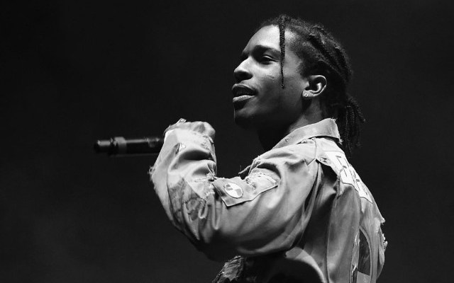 a$ap rocky A$AP Rocky Drops New '5IVE $TAR$' Single GettyImages 867993712 1516735350 640x490