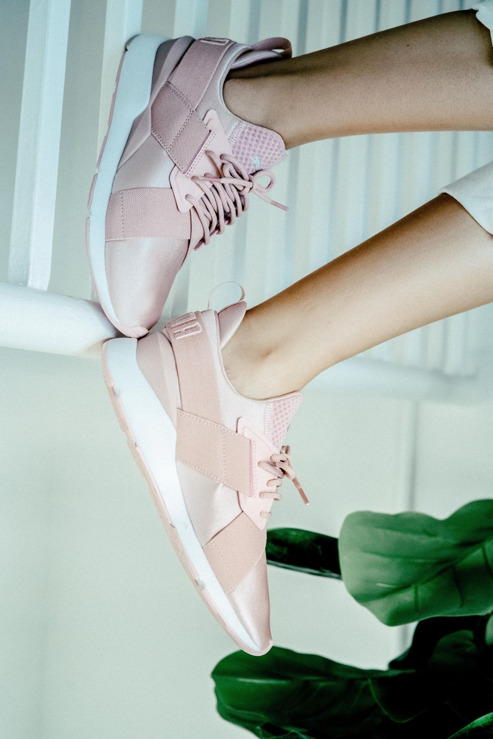 puma PUMA's 'DO YOU' Encourages You To Become Your Own Muse PUMA Muse Satin Peach 03