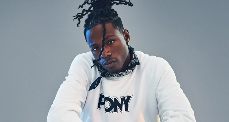 Listen To Joey Bada$$' 'Thugz Cry' Song 01 Pony x Joey Badass campaign 2017 billboard 1548