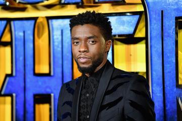 chadwick boseman Watch Chadwick Boseman Talk Black Panther, Marvel Myths & More GettyImages 915847344