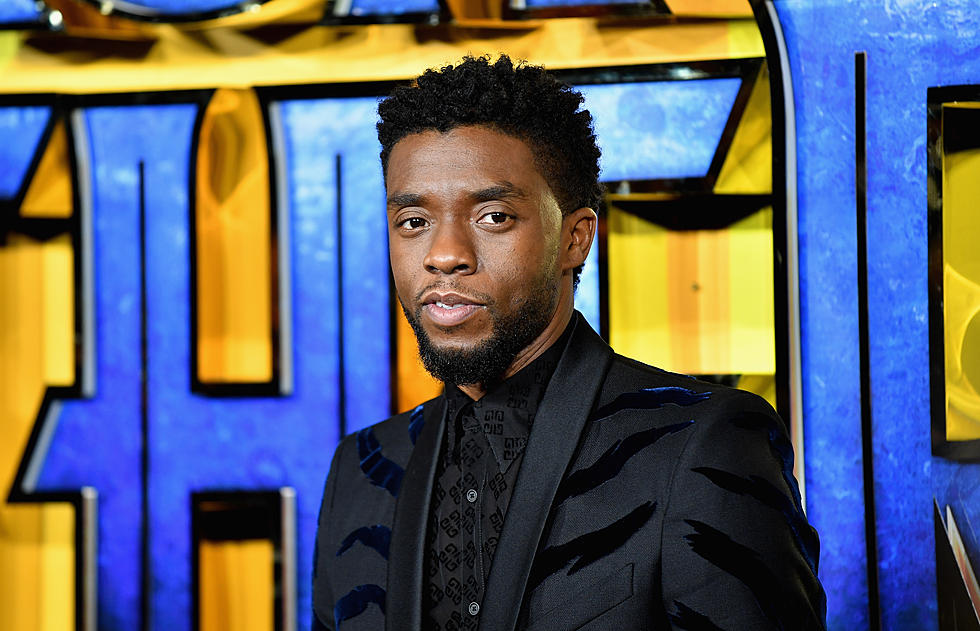 chadwick boseman Watch Chadwick Boseman Talk Black Panther, Marvel Myths & More GettyImages 915847344