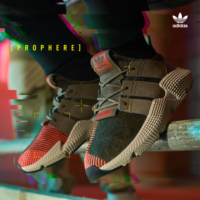 [object object] adidas Originals Prophere II Men2 adi Prophere Chaselist Hype 640x640
