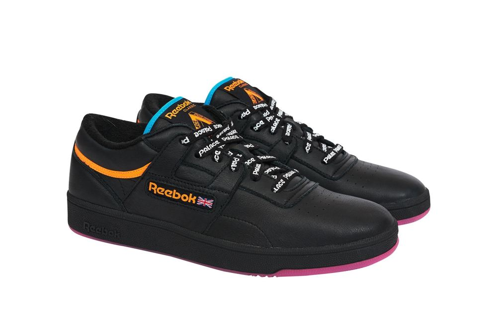Reebok x Palace Workout Sneakers [SneakPeak] reebok palace workout sneakers 2
