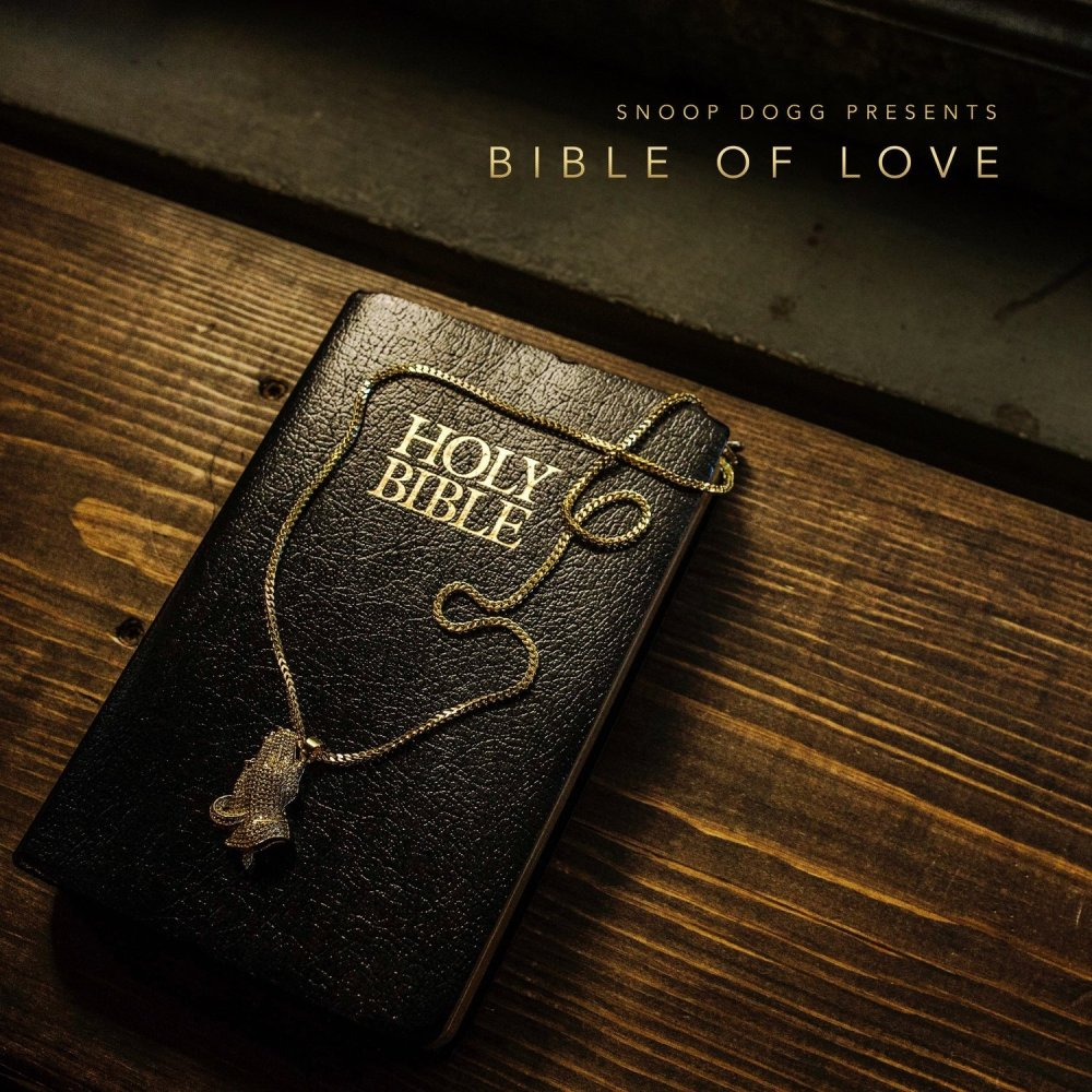 Snoop Dogg's 'Bible Of Love' Hits #1 On Top Gospel Albums Chart 418459088778