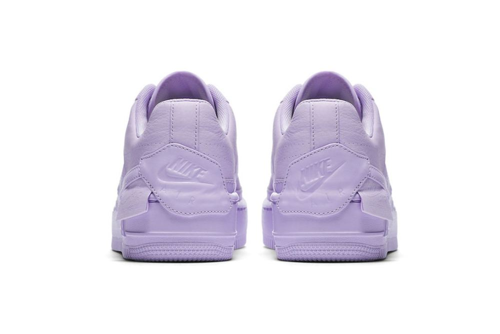 Nike 'The 1 Reimagined' Air Force 1 Low Jester 'Violet Mist' nike air force 1 low jester violet mist first look 04