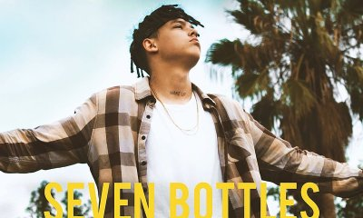 J Molley Drops New 'Seven Bottles' Single [Listen] DbN1CxgXUAAEPoW