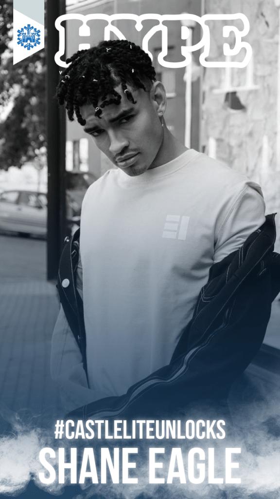 HYPE Magazine Interviews Shane Eagle For #CastleLiteUnlocks [Cover Story] castle lite shane