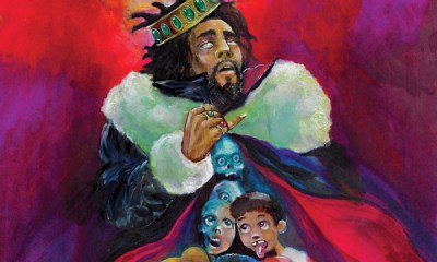 Listen To J. Cole's New 'KOD' Album j cole kod cover