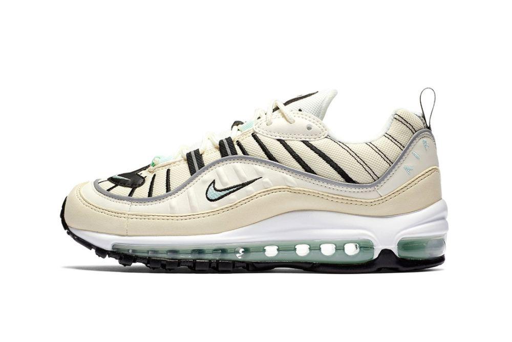 Nike Air Max 98 'Igloo' nike air max 98 igloo release date 1