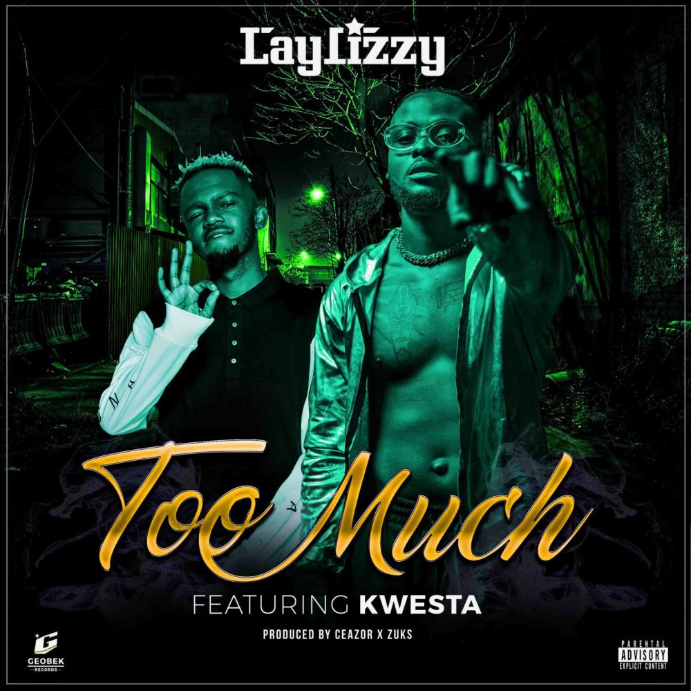 Listen To Laylizzy Latest 'Too Much' Joint Ft. Kwesta TooMuchLaylizzy