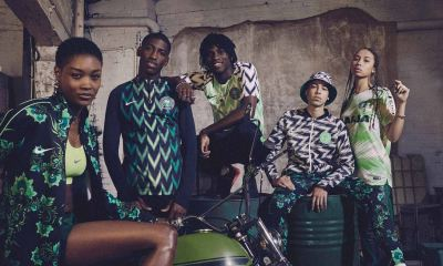 nike Nigeria's Nike World Cup Jersey Breaks Pre-Order Records nike nigeria world cup jersey 02