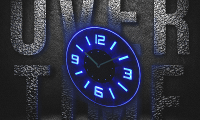 B.O.Y Wonder x Thibe Da King Drop New  'OVERTIME' Single [Listen] overtime