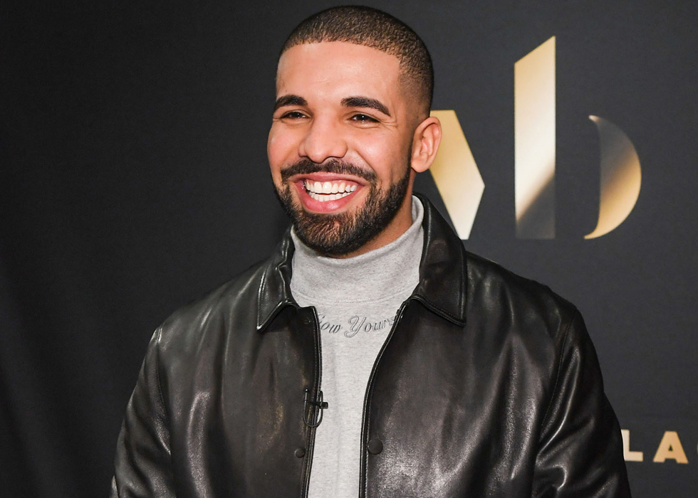 drake Drake Drops New 'I'm Upset' Music Video [Watch] 1519318123 drake smile