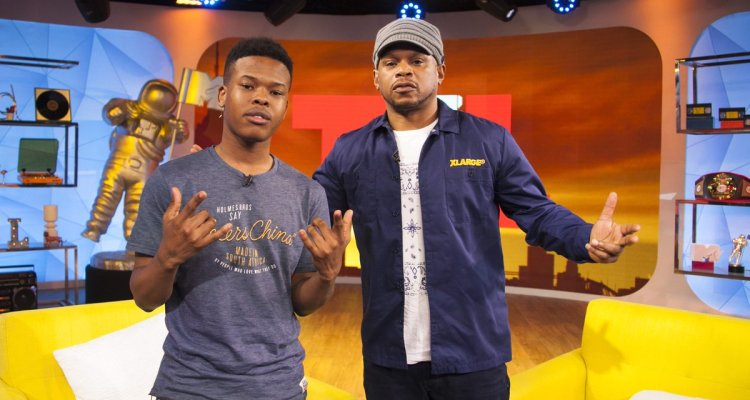 nasty c Watch Nasty C Drop Some Breakfast Bars & Talk About Why He Gave Out His Phone Number To Fans On MTV TRL Dken MsUwAEmyin