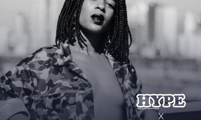 [object object] HYPE Magazine Interviews Boogy Maboi For #HipHopHerstory castle lite herstory