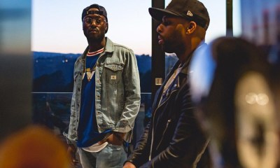 Watch dvsn's New 'Morning After' Music Video dvsn window