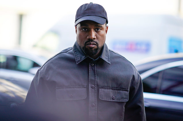kanye west Watch Kanye West Talk About Drake & How He Didn't Help Pusha T With 'The Story Of Adidon' kanye west june 24 2018 billboard 1548