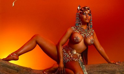 Here Is Nicki Minaj's 'Queen' Album Sales Projections nicki minaj queen 1
