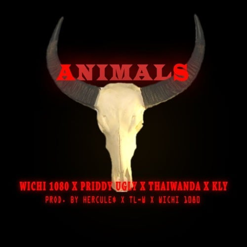 Listen To Wichi 1080's New 'ANIMALS' Joint Ft. Priddy Ugly, Thaiwanda & KLY wichi 1080     animals ft priddy ugly thaiwanda kly MACKHITZ