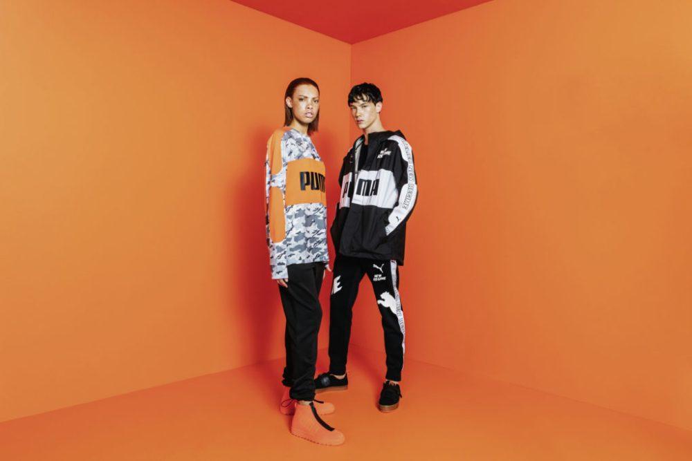 PUMA x Atelier New Regime Collab Launch PUMA X ANR Court Platform Basket Boot Jacket Pants lo 1024x683
