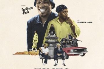 Anderson .Paak x Kendrick Lamar Drop New 'Tints' Single [Listen] tfO2r7I 1538671030 640x639
