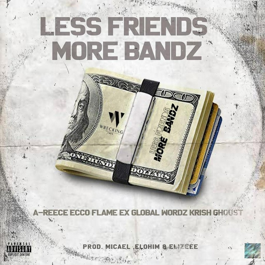 the wrecking crew Listen To The Wrecking Crew's New 'Less Friends More Bandz' Joint thumb 148886 900 0 0 0 auto