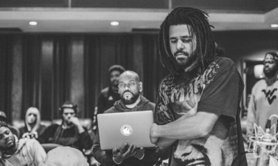 j. cole J. Cole & J.I.D Tease New 'Revenge Of The Dreamers 3' Music [Listen] creative spaces dreamville sessions in conversation