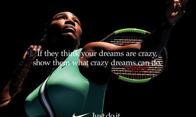 nike Watch Nike's Powerful New 'Dream Crazier' 2019 Oscars Ad Narrated By Serena Williams nike women dream crazy ad lead