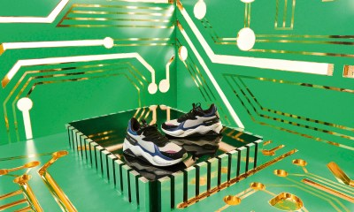 puma PUMA Drops Two Tech-Inspired Sneakers, Collaborates With Motorola PUMA RS X Motorola 02 lo