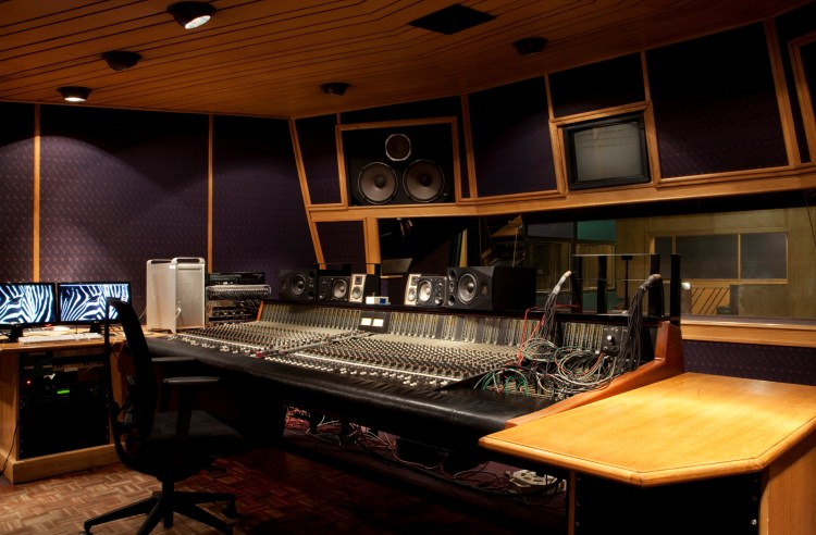 Downtown Studios Celebrates 40 Years Of Contributing To The Music Industry Studio 2 Harrison Angle 2 1024x672