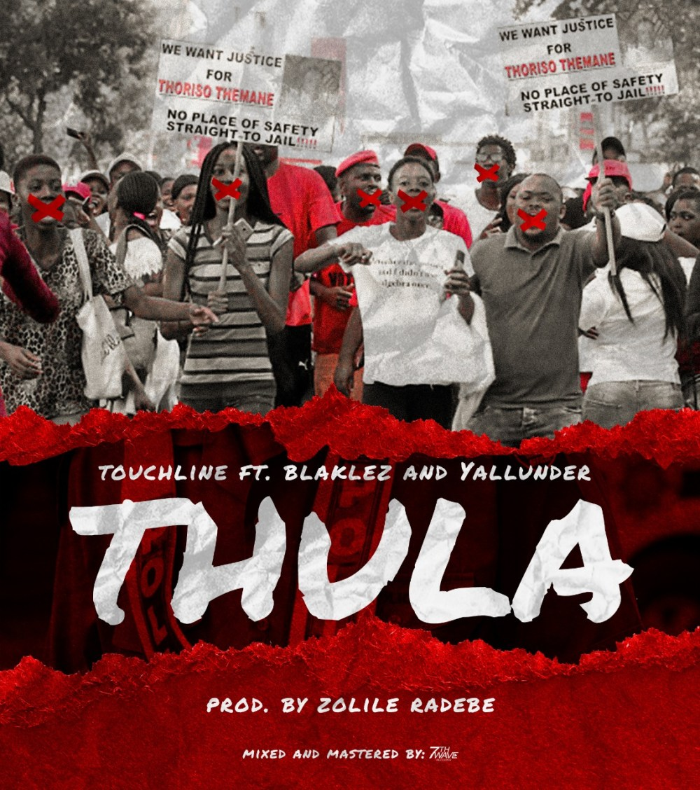 touchline New Touchline 'Thula' Joint Ft. Blaklez & Yallunder On The Way WhatsApp Image 2019 03 23 at 17
