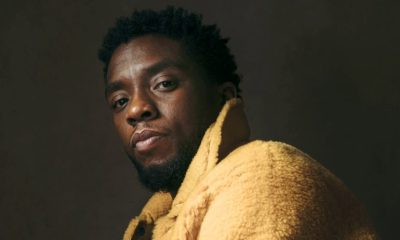 Chadwick Boseman Will Be Playing The Role Of History's Only African Samurai In 'Yasuke' Chadwick Boseman Portrait Session 00625