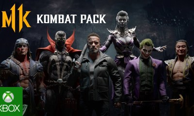 mortal kombat 11 'Mortal Kombat 11' Adds Spawn, Terminator T-800 & The Joker [Watch] maxresdefault