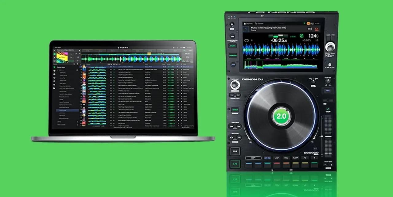 Engine DJ 2.0 Brings Ableton Link, Lighting Control & More
