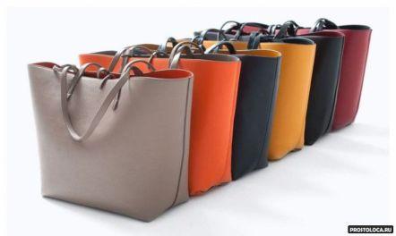 модные цвета сумок осень 2019