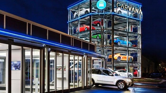 Carvana | Auto-mated Vending Machines Lead to Token Tech Territory