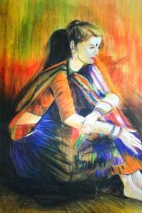Nammy Indian Lady 2