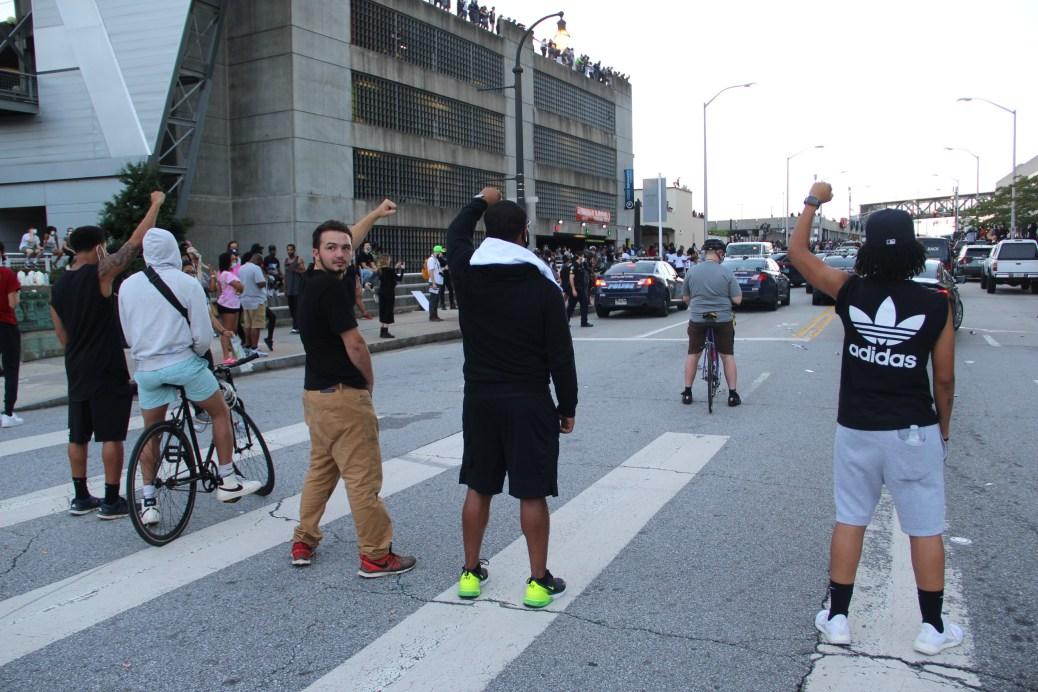 Atlanta Black Lives Matter Protests