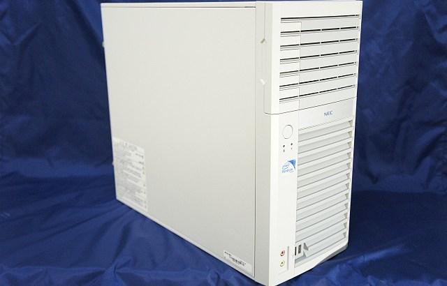 NEC Express5800/S70 タイプ PJ がやってきた!