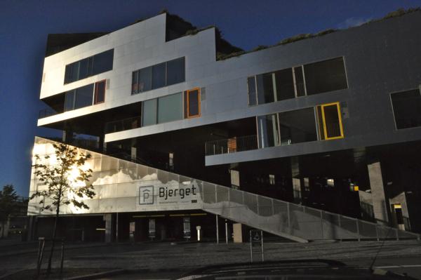 Danish Architecture Is Going BIG