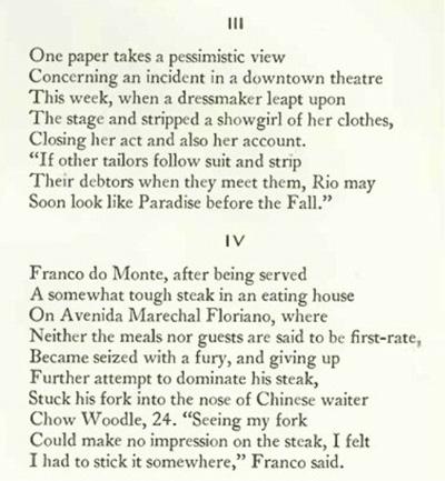 Bern Porter's Found Poems