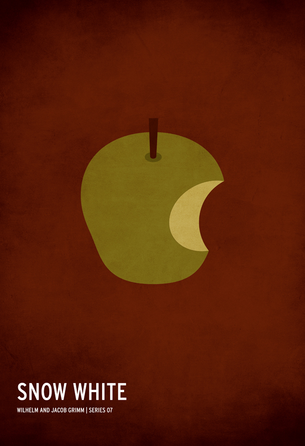 Minimalist Posters Tell Stories At Their Essence