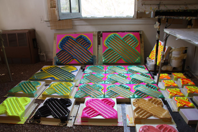 Albert Contreras's studio
