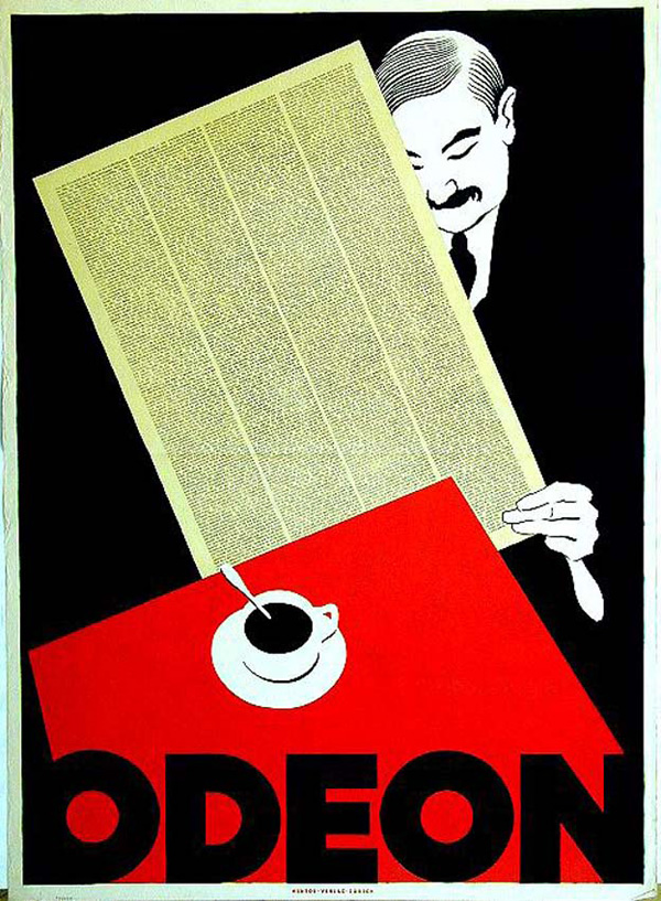 """Hugo Laubi, """"Odeon"""" (all images courtesy Guernsey's)"""