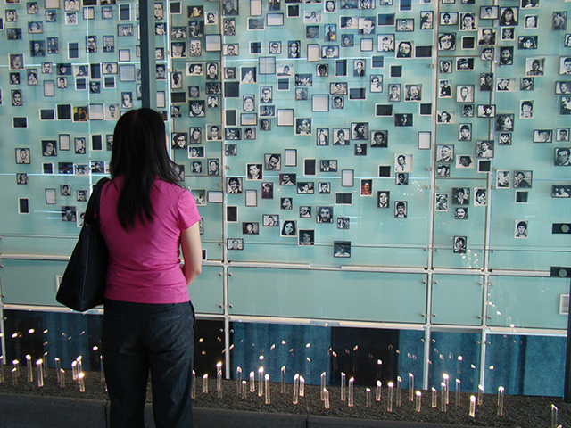 """""""Absence and Memory"""" at the Museum of Memory"""