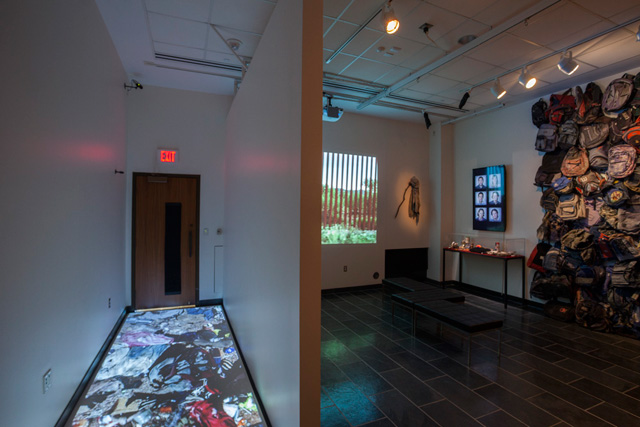 """State of Exception,"" installation view"