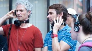 Directors David Siegel (left) and Scott McGehee